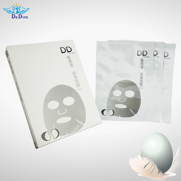 D.D 極潤澤 保濕面膜 2